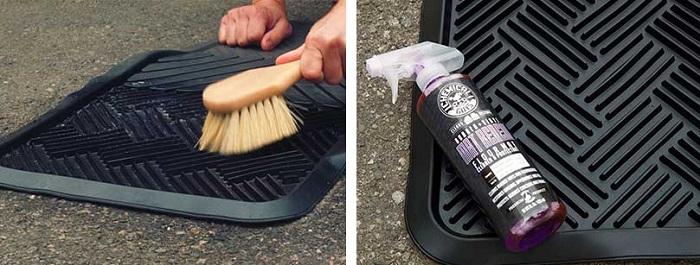 Mat Renew Gummi + Fußmatten Reiniger 3
