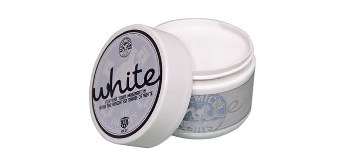 White Pastewax 1