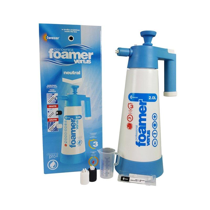 VITON blau Sprühflasche 0,5 Liter Fahrrad Kwazar Mercury Super PRO
