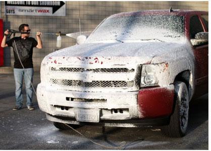 Meticulous Matte Auto Shampoo 2